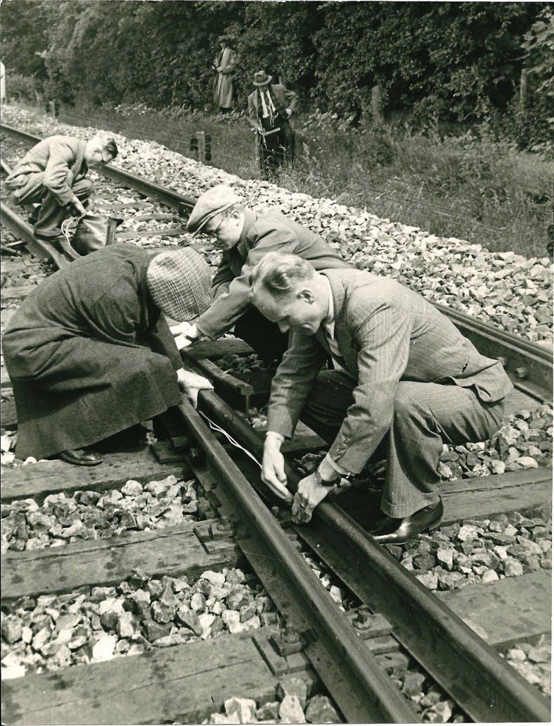 Sabotage jernbaner