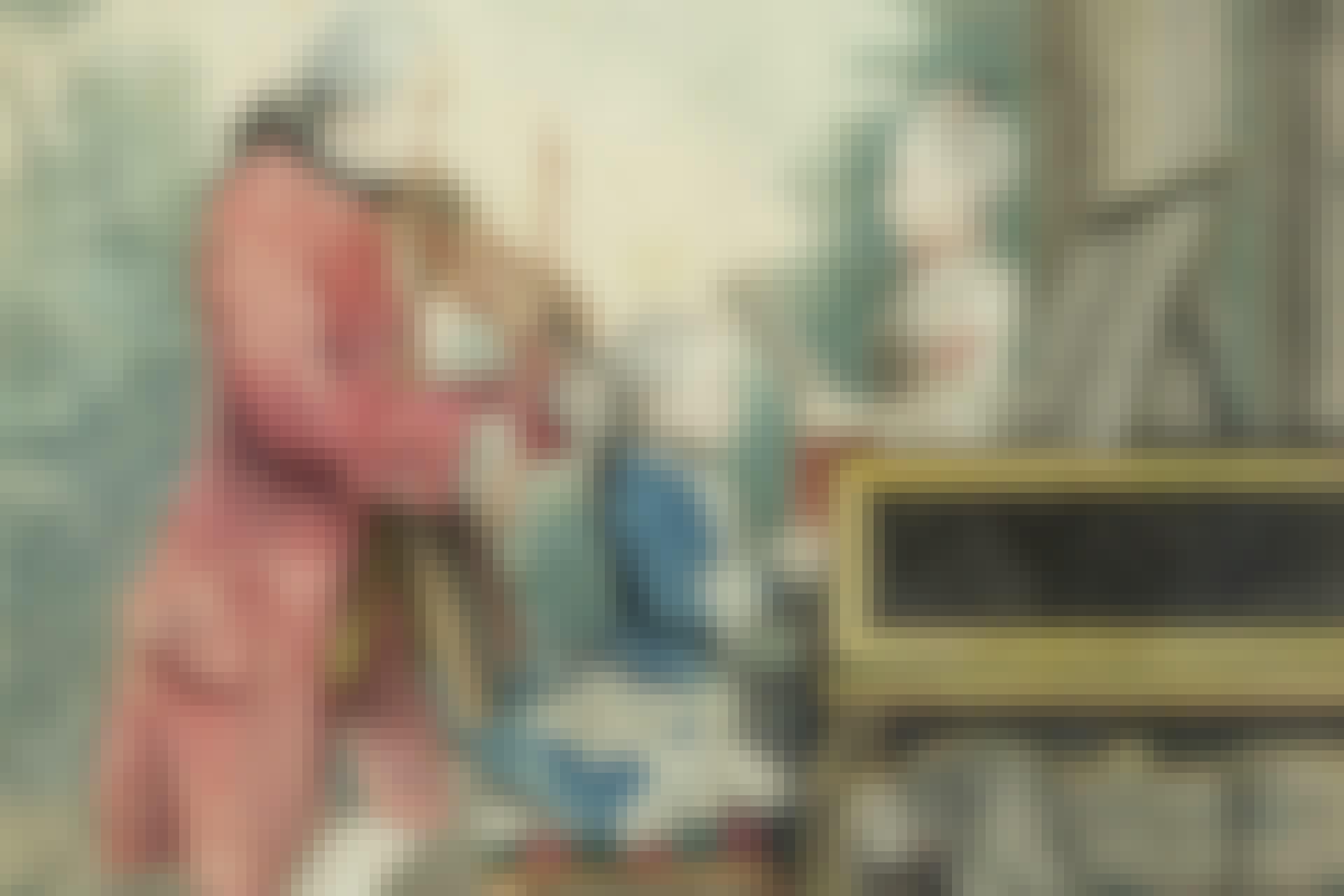 Lille Mozart uppträdde för hov från Wien till London med sin syster. Far Leopold var sjældent tilfreds med betalingen.