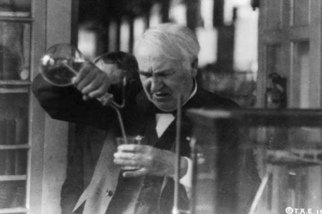 Edison Tilde Een Arme Weduwe En 3 Andere Uitvinders Die