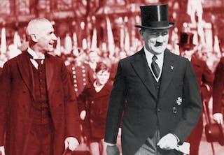 Hitler kommer til magten
