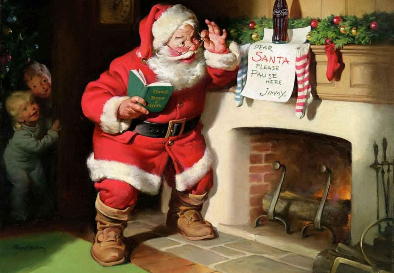 Boek van kerst engel kleurplaten Clipart-afbeelding
