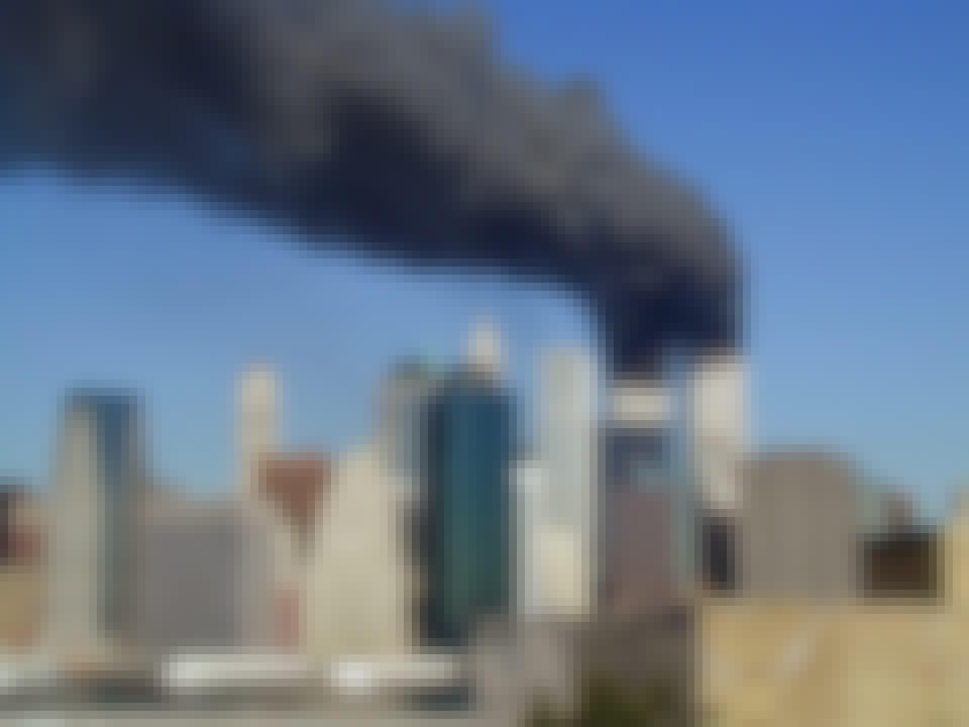 World Trade Center palaa.