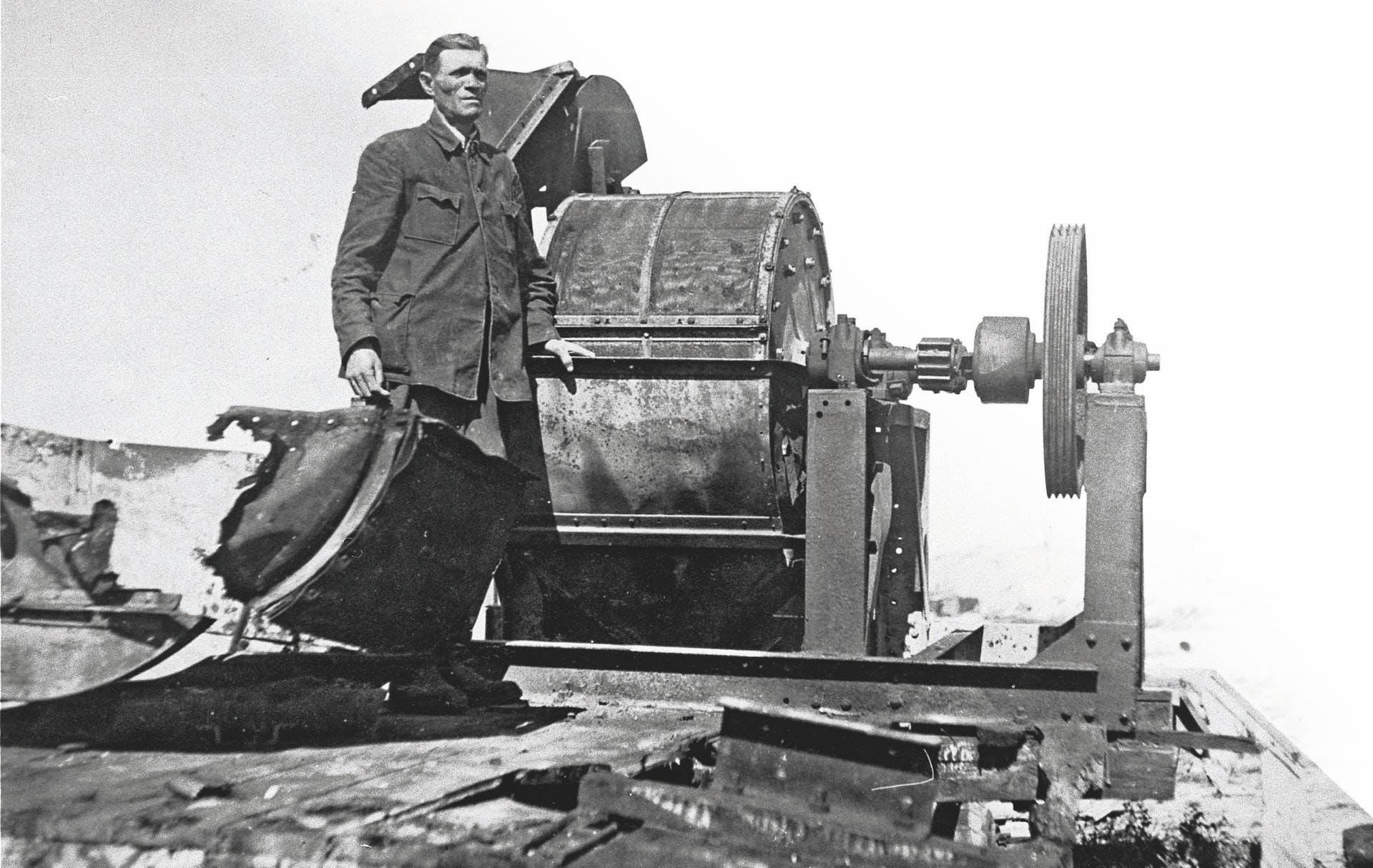 SS-kommandoens knogleknuser-maskine
