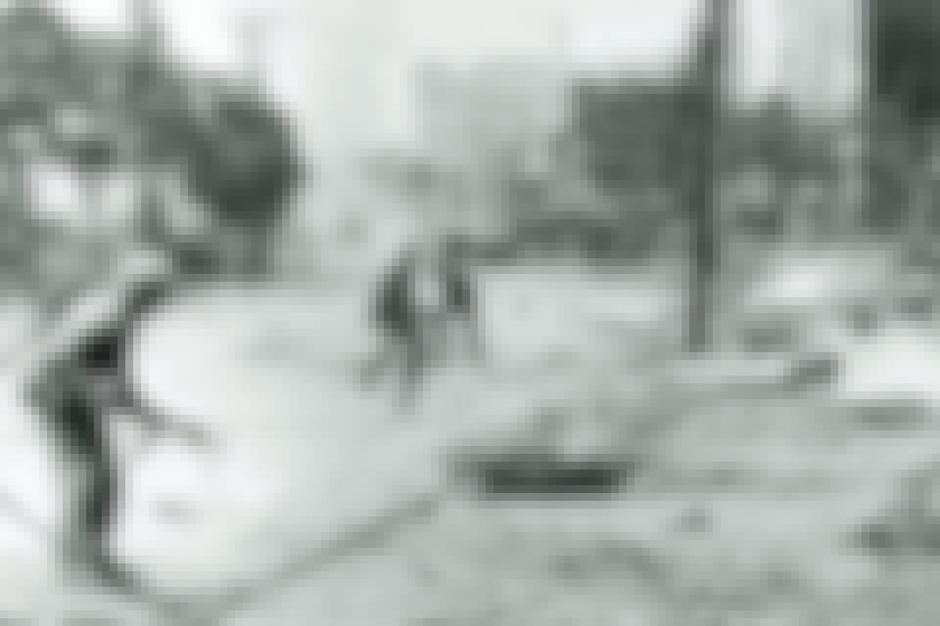 Koreakriget, september 1950. Amerikanska soldater återtar Seoul, huvudstad i Sydkorea.