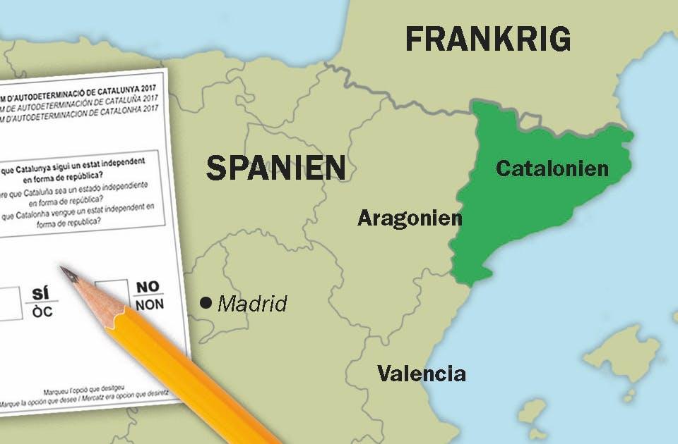 7 Grunde Til Konflikten I Catalonien Historienet Dk