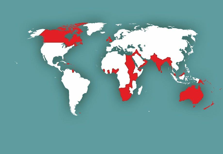 Britannian Siirtomaat