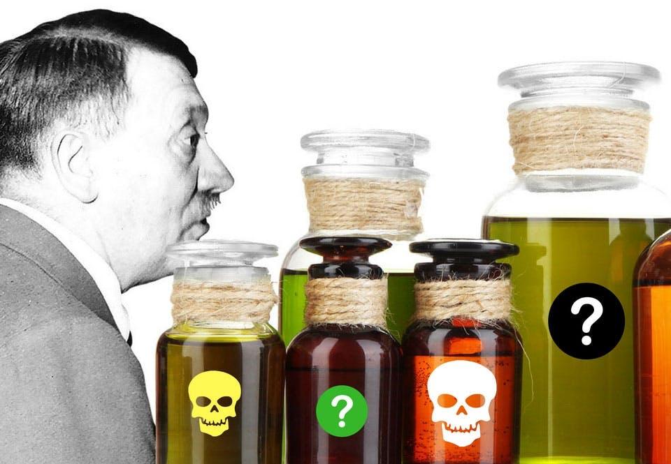Hitlers medisin
