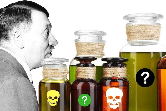 Hitlers medicin