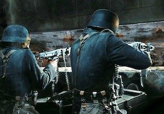 Tyske soldater under D-dagen