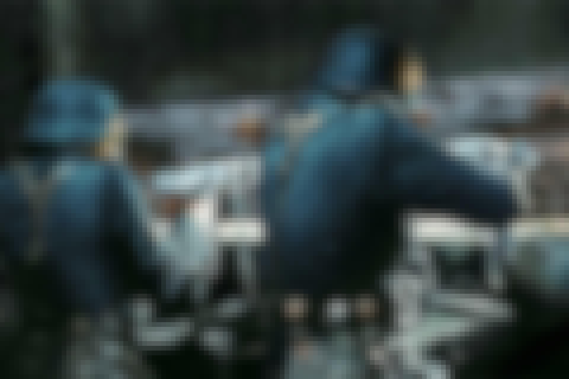 Saksalaiset sotilaat maihinnousupäivänä