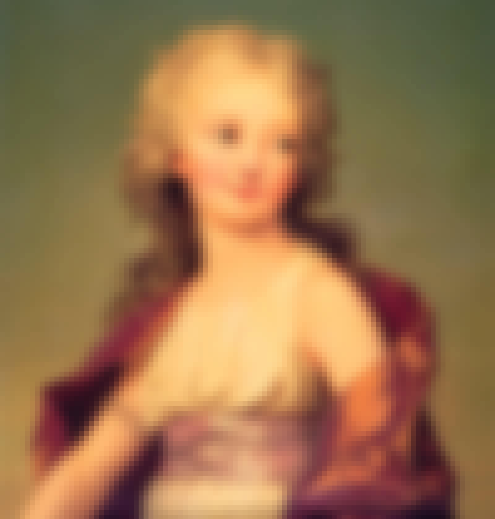 Marie-Thérèse, de dochter van Marie-Antoinette