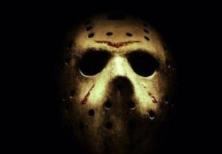Uhyggelig maske