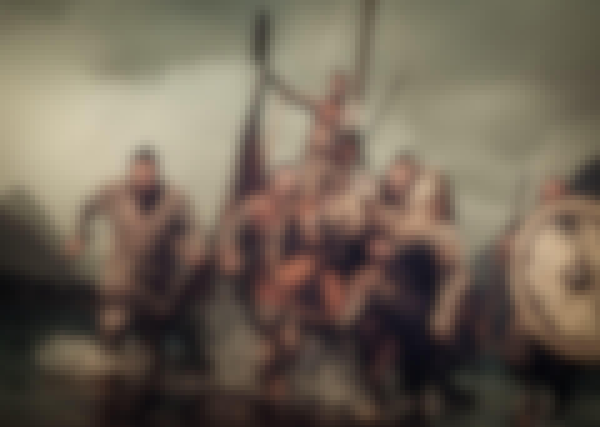 Viikingit ryöstöretkellä