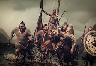 Vikinger på togt