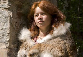 Vikingekvinde