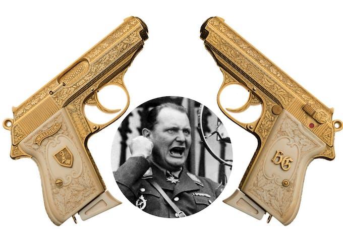 Göringin kultainen pistooli