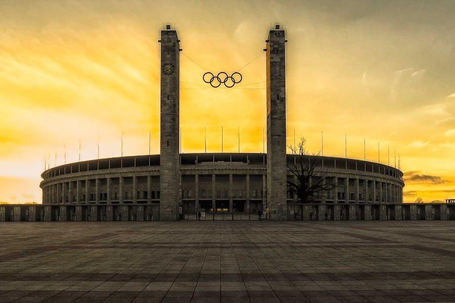 Berlins Olympiastadion