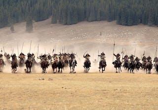 Mongolsk horde