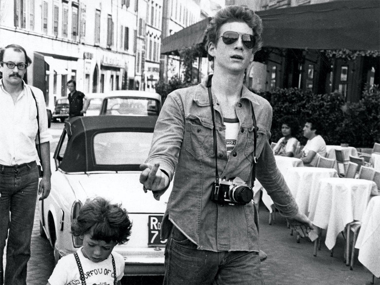 Sønn: hippie