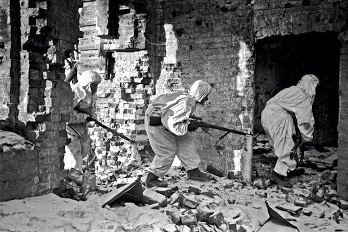 Stalingrad tema