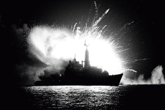 Falklandin Sota