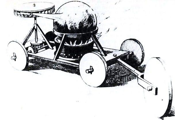 Verbiests legetøj: Verbiest 1679