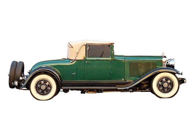 Dobles fartdjævel: Doble 1925