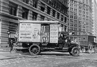 Woodrow Wilson campain