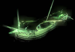 Laivan hylky