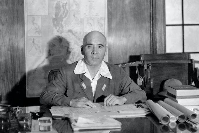 Andra världskriget, japansk general.