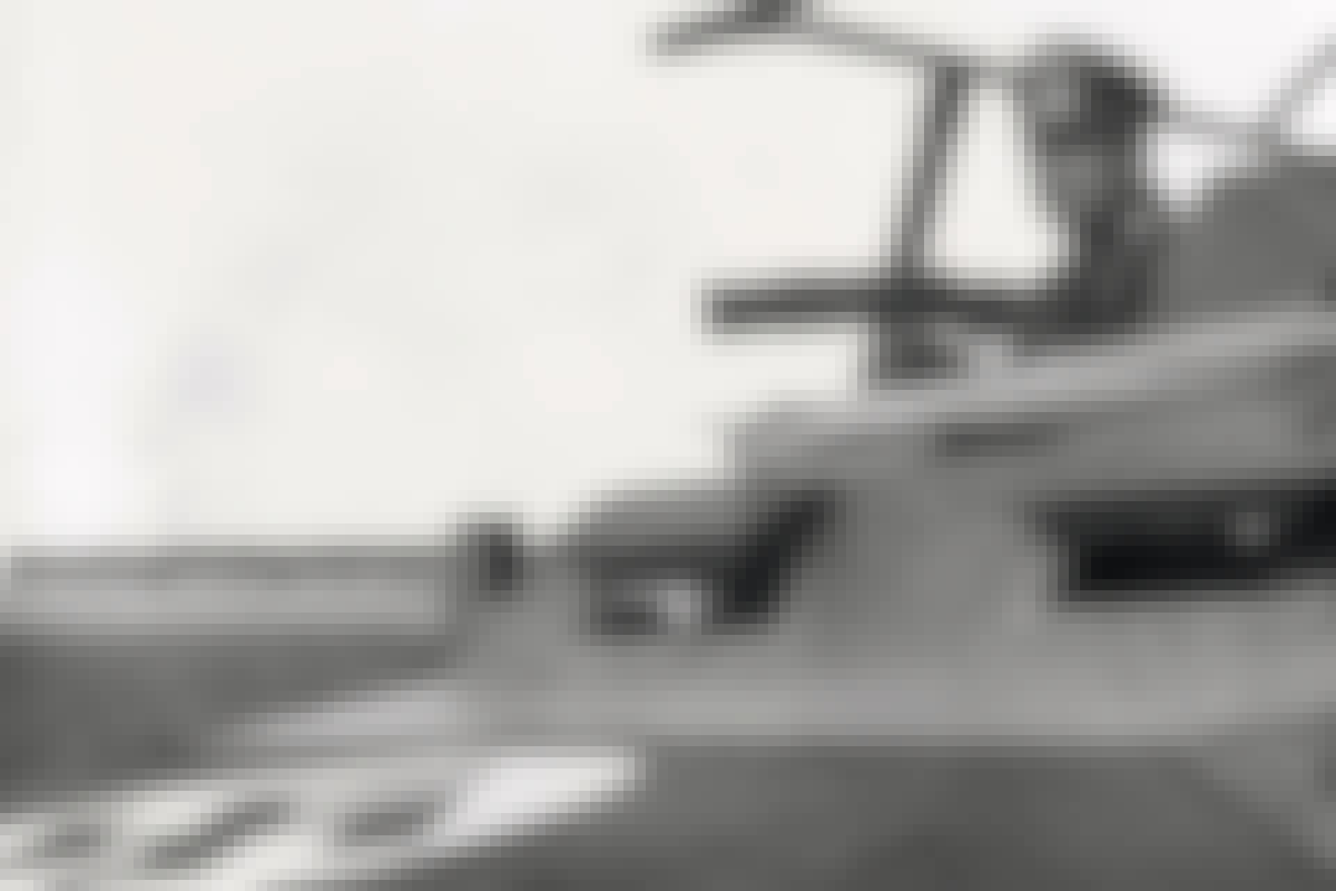 Heinz Guderian i en befälsvagn SdKfz 251/6 under slaget vid Baturin september 1941.