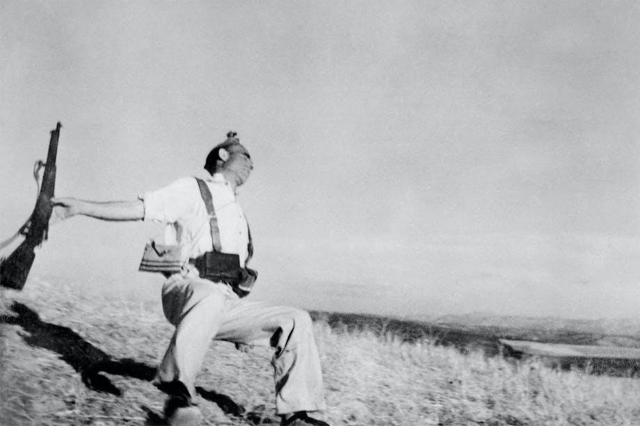 Córdoba-fronten, Spania, september 1936