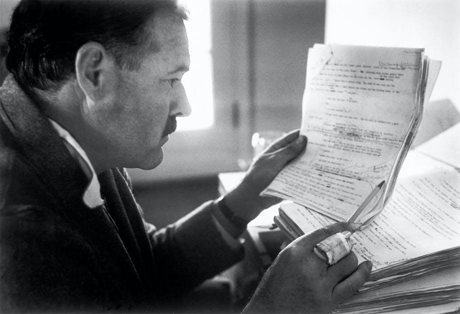 Capa og Hemingway holdt kontakten, og Capa  besøkte den berømte forfatteren i USA flere ganger.