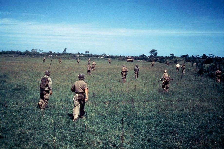 Utenfor Nam Dinh, Vietnam, 25. mai 1954