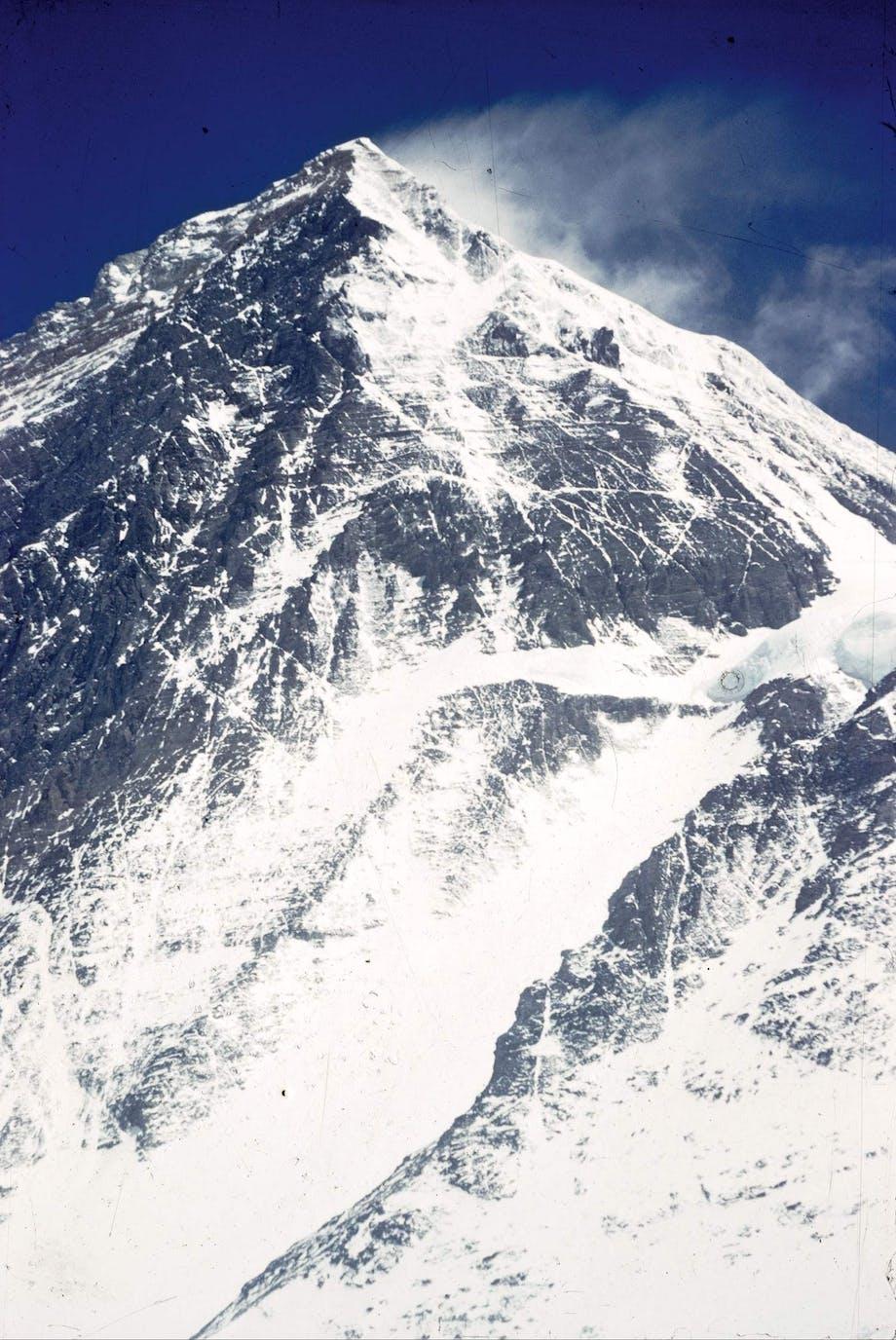 1852: Verdens højeste bjerg