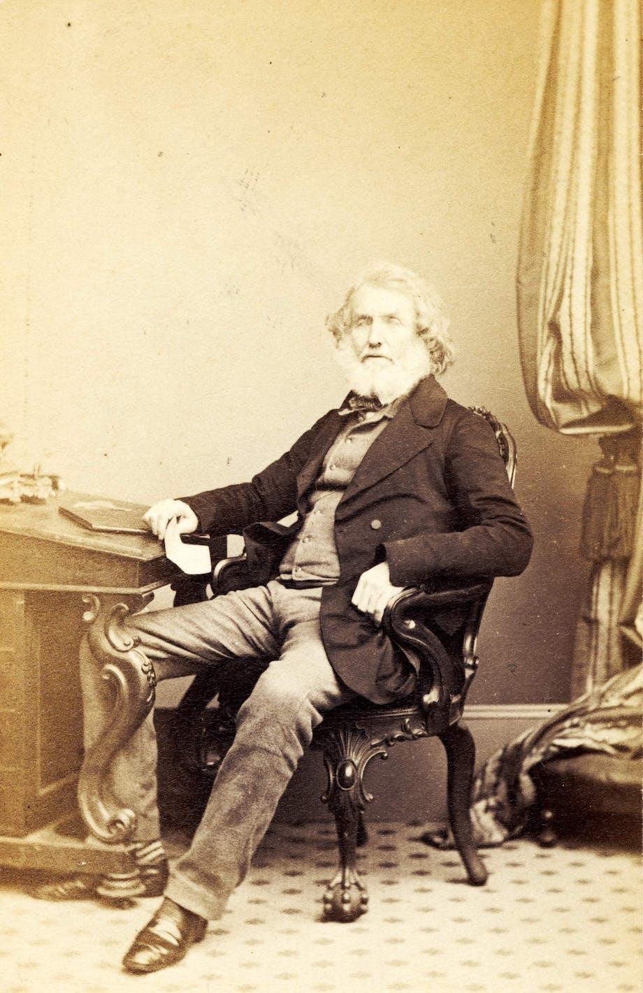 1865: Tinden får sit navn