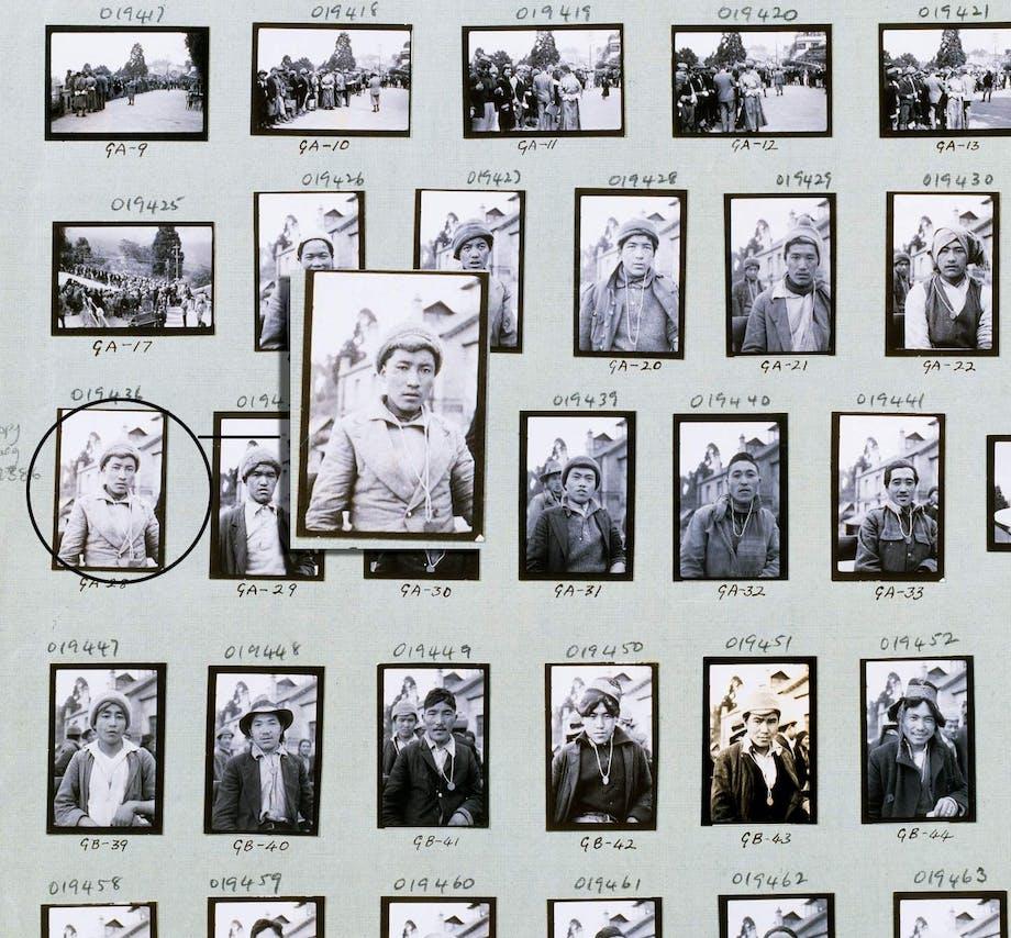1933/36: Norgays første ekspedition