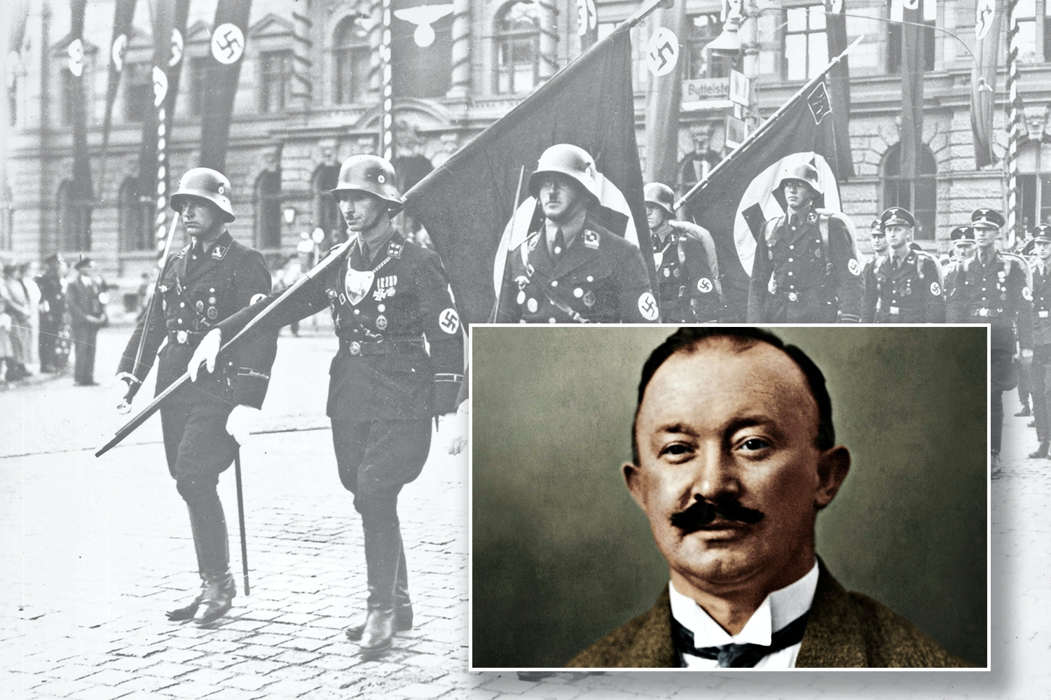 Hugo Boss apology for Nazi past as book is published
