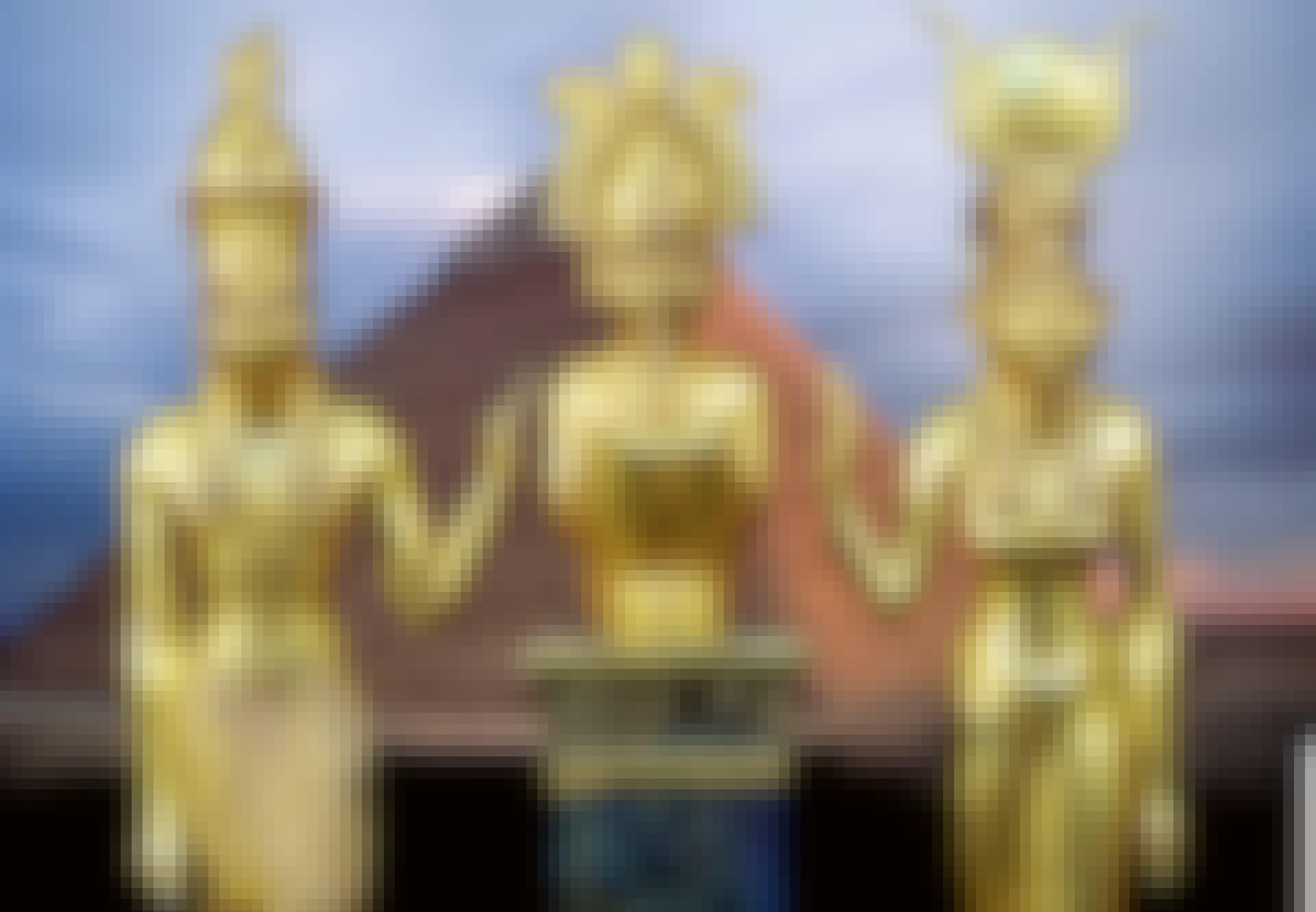 Egyptiske guder