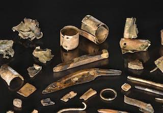 Tollense, bronstijd, veldslag