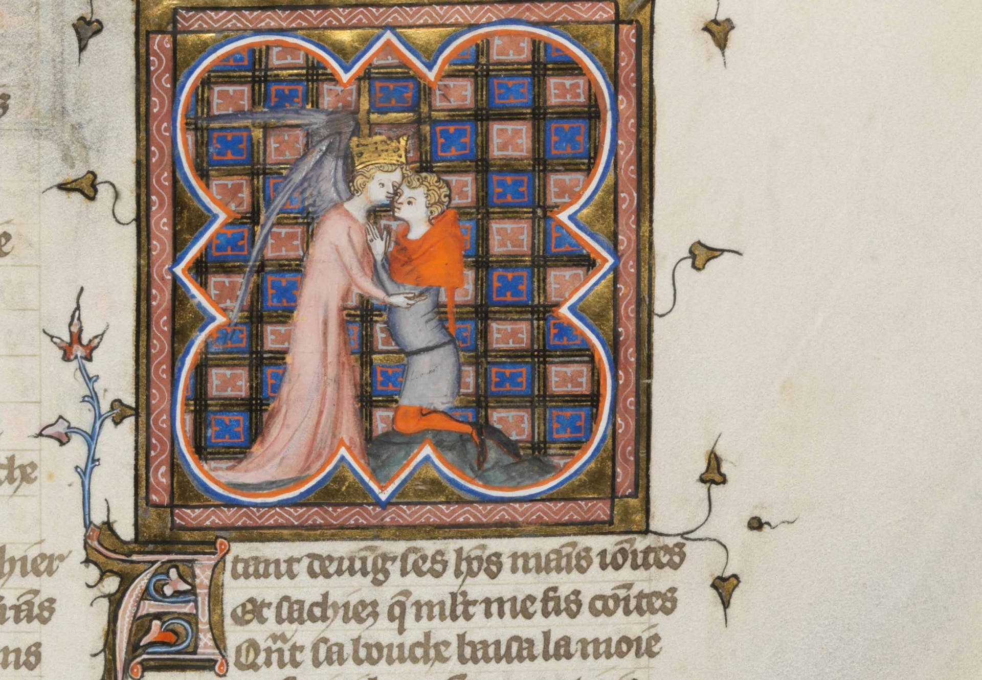 Romanen om rosen, medeltid, erotisk
