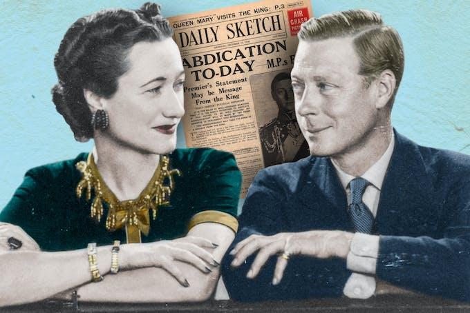 Hertugen og hertuginden af Windsor