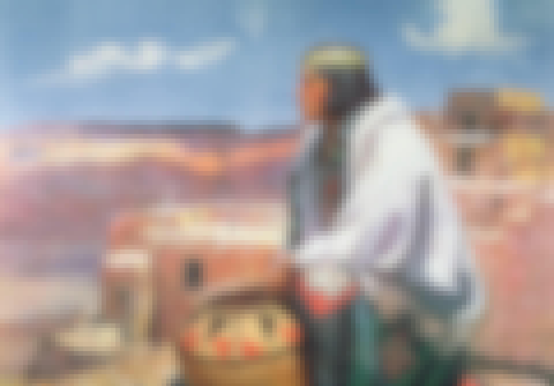 Indianernes ukendte hverdag