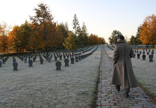 Letland Saldus krigsgrave