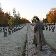 Latvia Saldus sotilashaudat