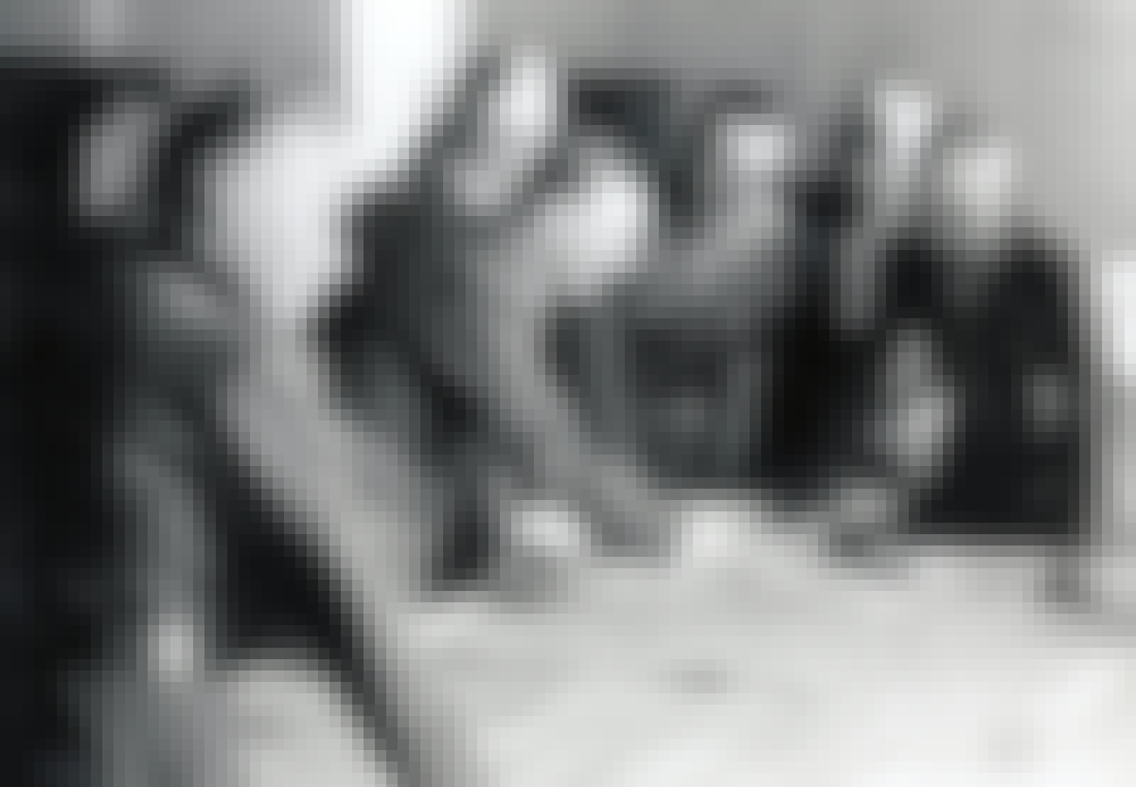 Hitler med sine generaler – bl.a. Friedrich Paulus