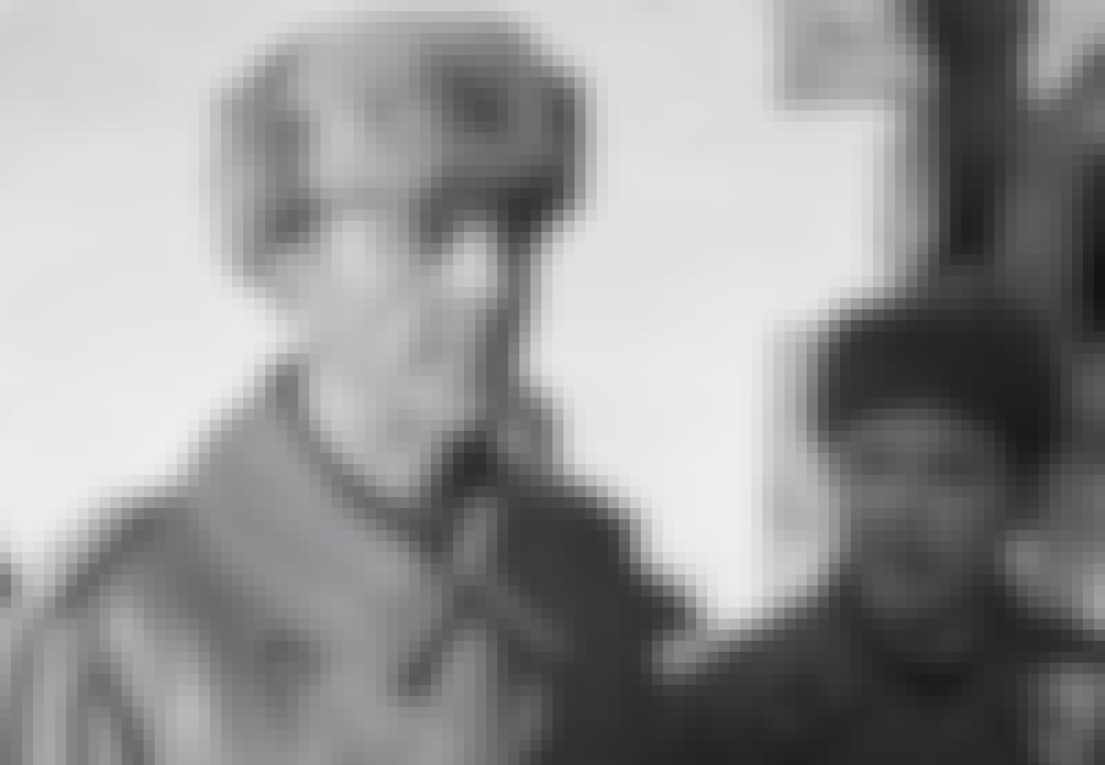 Paulus føres bort i sovjetisk fangenskap etter Stalingrad