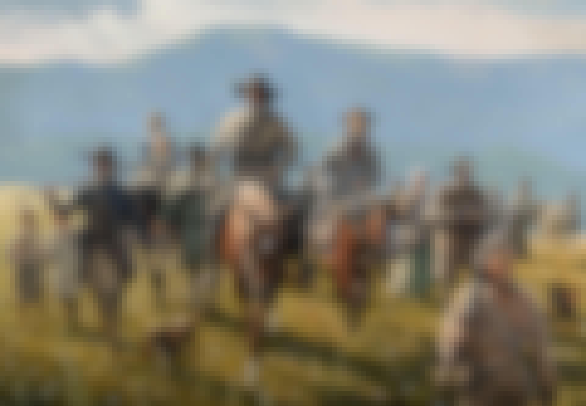 Indianere, Daniel Boone, frontiersmen