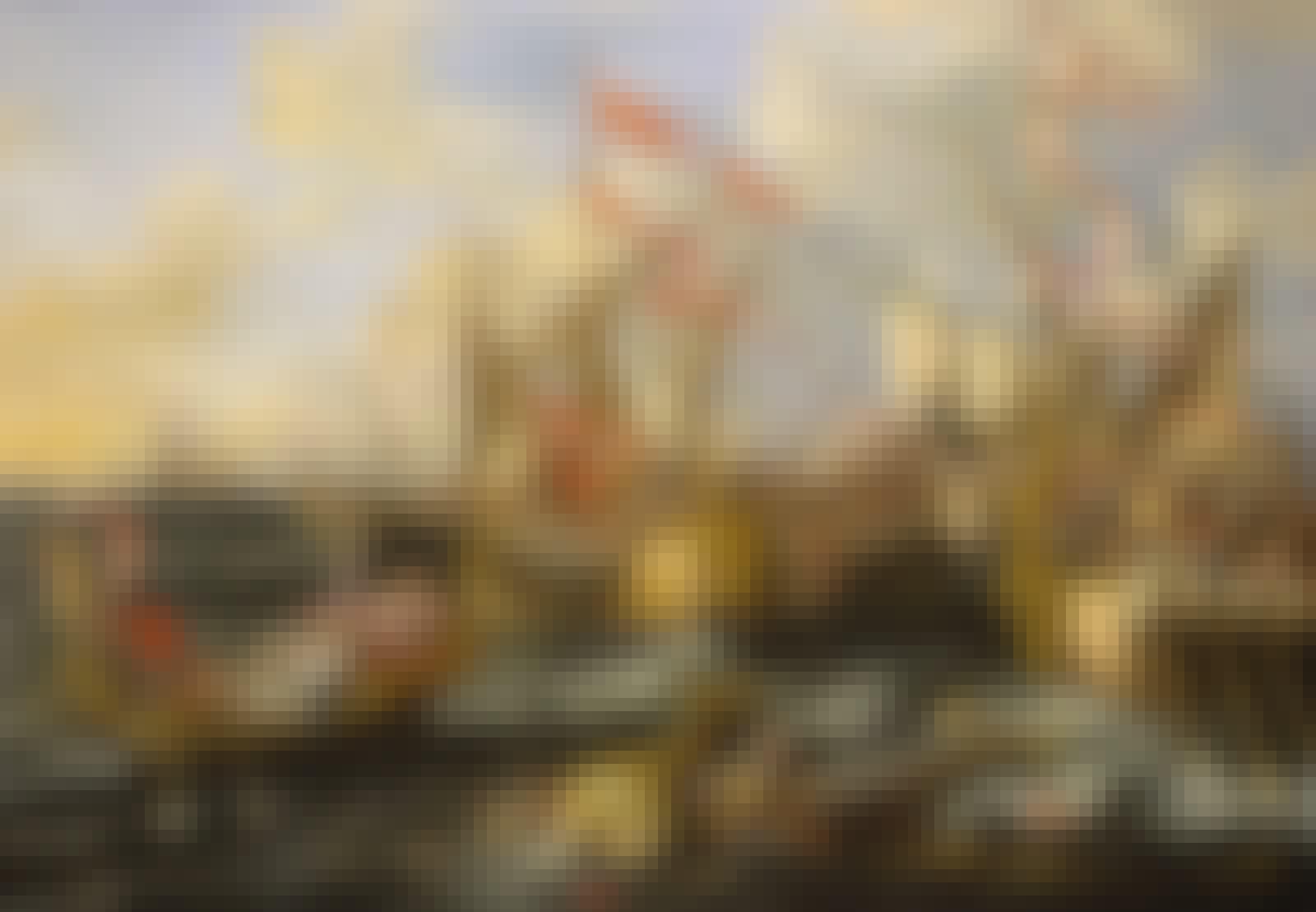 romare, sjöslag