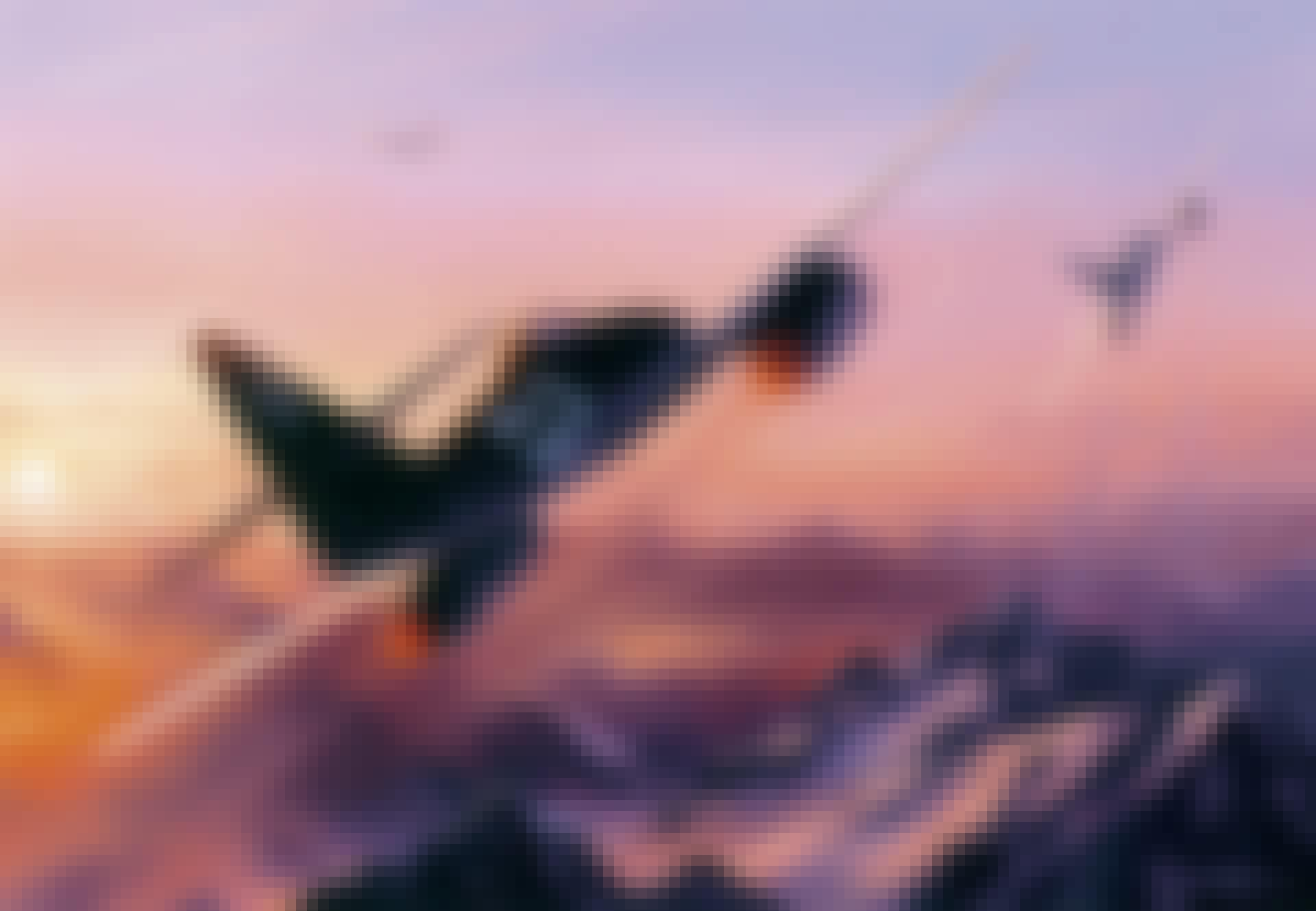 nazistiskt jetflygplan b-17 sturmvogel